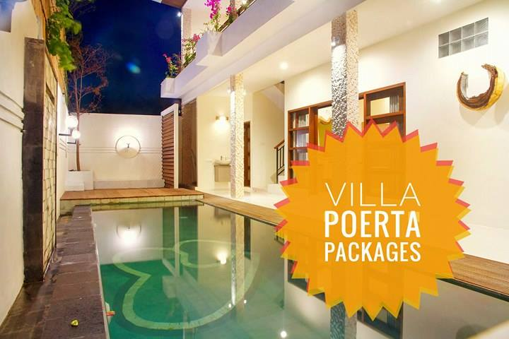 Villa Poetra balangan packages